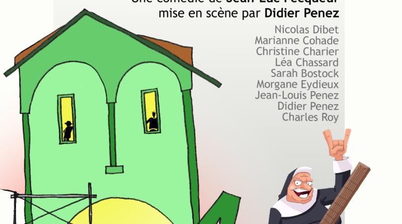 Soirée Théâtre avec la Troupe «Au Plaisir des Mots» le 16 Juin 2018 à 20h30