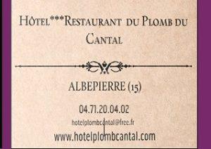 Hôtel Restaurant du Plomb