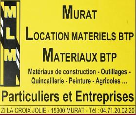 Murat Location Matériaux