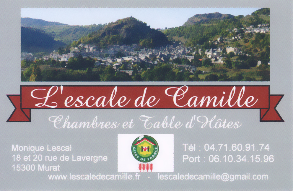 L'Escale de Camille