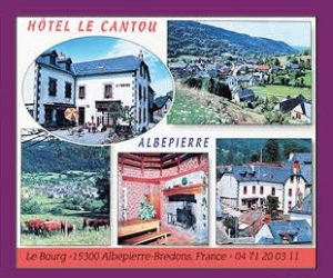 Le Cantou Albepierre