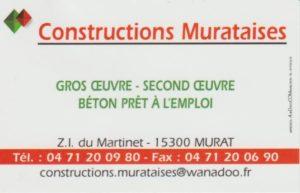 Constructions Murataises
