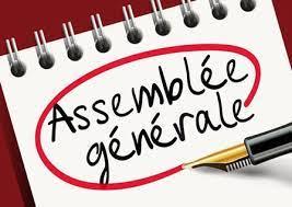 Assemblée Générale :  MARDI 15 JUIN à 20h 30 à la salle polyvalente de Murat.